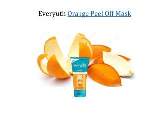 Orange Peel Off Mask
