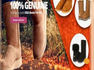 100% Genuine Ausralian made ugg boots