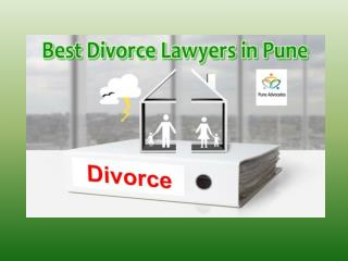 What Are The Features of Best Divorce Lawyers Pune?