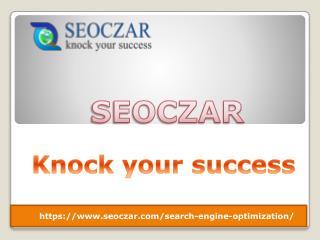 SEO services in Delhi | best seo company in India | Seoczar