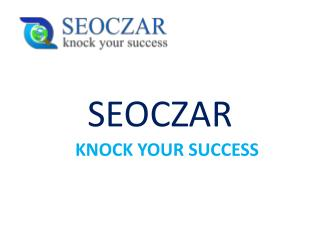 SEO company in Delhi | best seo service  in India |Seoczar