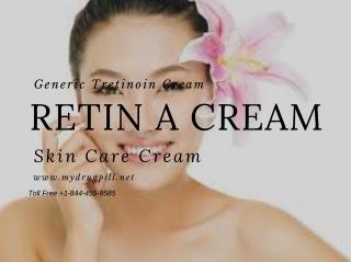 Retin A Cream | Tretinoin