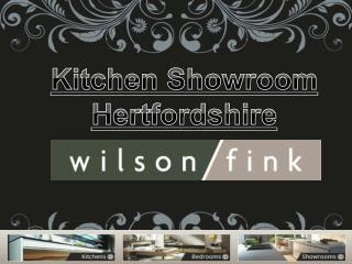 Kitchen Showroom in Hertfordshire | Wilson Fink