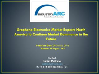 Graphene Electronics Market Pleased With Rise in Innovative Industrial Graphene Applications