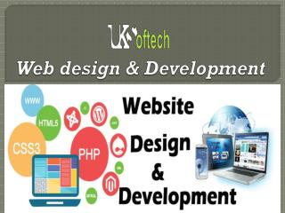 Uksoftech - Web Design & Web Developement Company