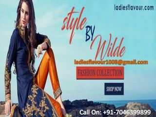 New Year Eve Dresses Salwar Suits and Gown Collection for Online Shopping