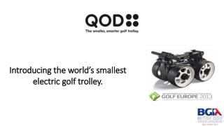 Looking For Best Golf Trolley