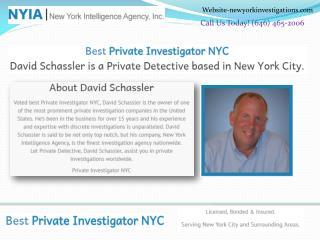 Top Private Investigators