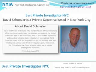 Top Private Investigators