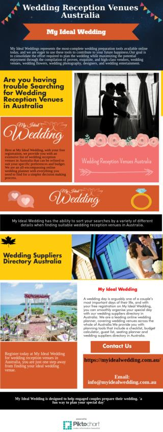 Find Suitable Wedding Venues Melbourne