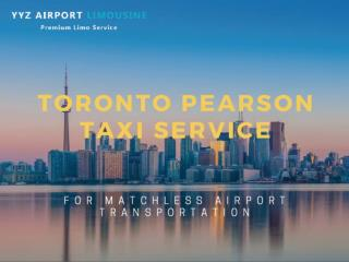 YYZ Airport Limousine Services - Toronto Pearson Taxi Service