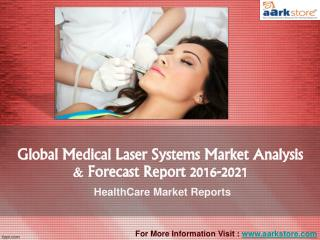Global Market Analysis of Laser Systems 2021: Aarkstore