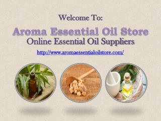 Essential oils online store Essential oils shop.
