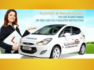 Cheap Driving Lessons and Courses in Swindon