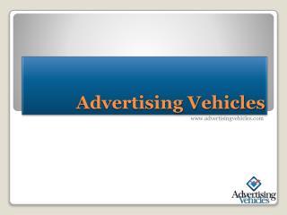 Advertising Vehicles