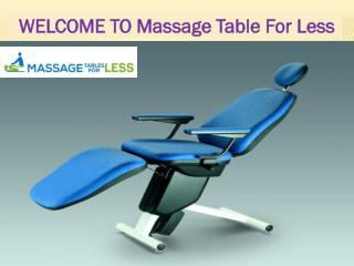 The Biggest Online Massage table seller  Massage Table For Less
