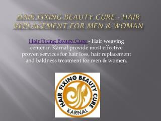 Hair Fixing Beauty Cure