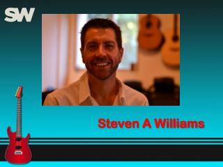 Steven A Williams: Music Producer London