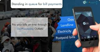 Pay Your Bill with Go POS App
