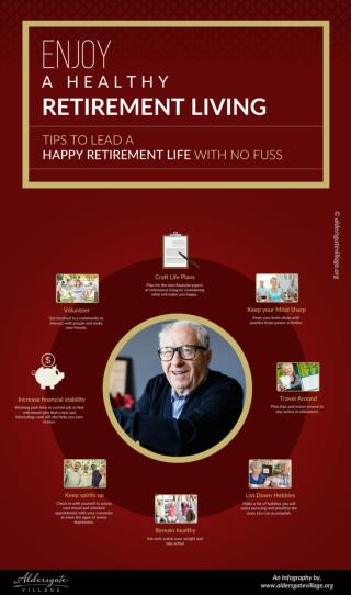 Tips to Lead a Better Retirement Life