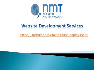 Things to Keep in Mind When Procuring Website Development Services