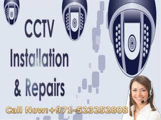 CCTV Installation Services in Dubai: 971-523252808