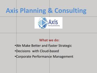 Save Money with our Corporate Budgeting Software