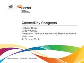 CommsDay Congress
