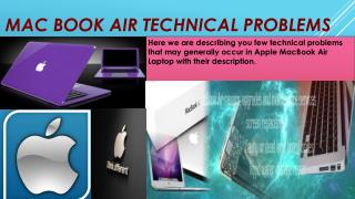 Top Mac Book Air Service provider and repair center Ghaziabad U.P.