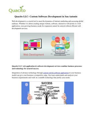 Affordable Web Development Services in San Antonio