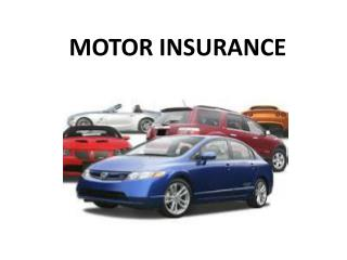 Some ways to reduce Motor insurance Premium