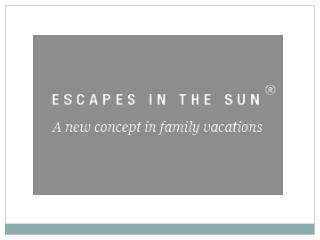 Find High Quality Vacation Home & House Rentals in Florida at Escapesinthesun.com