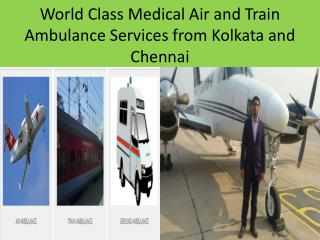 Medivic Aviation Air Ambulance services from Chennai