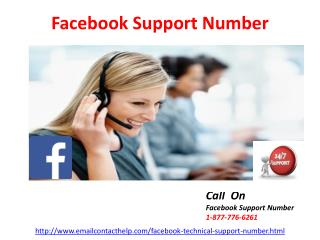 1-877-776-6261 Contact Facebook Tech Support  for Unparalleled Support