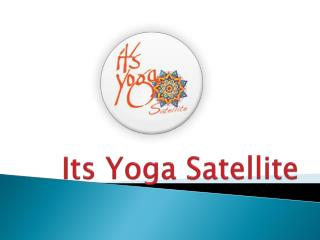 yoga instructor training courses