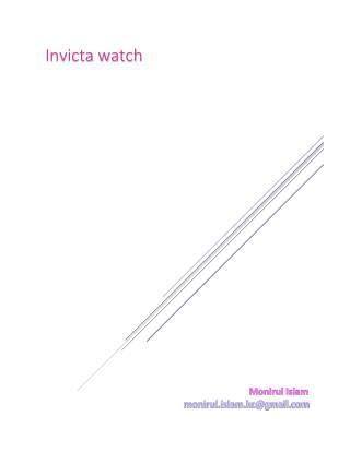 Best Invicta Watches under 200