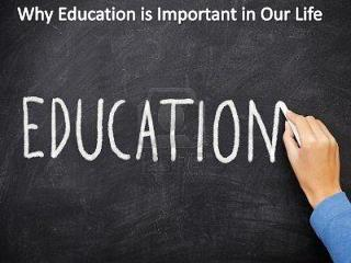 Why Education is Important in Our Life?