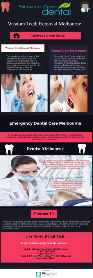 Find Best  Wisdom Teeth Removal Melbourne