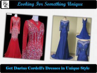 Choose Expert Custom Dresses Designer