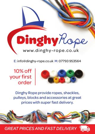 10% off your first order – rope.co.uk