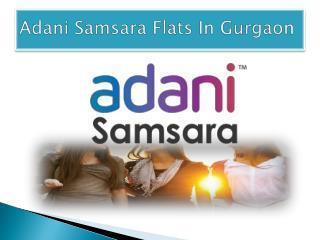 Adani Samsara Sector 60 Gurgaon