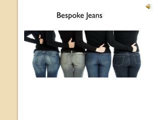 Roomten bespoke jeans