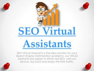 SEO VIRTUAL ASSISTANTS EXPERT