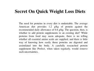 Vegan Diet Correctly