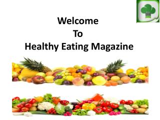 Healthy Eating Magazine on the App Store