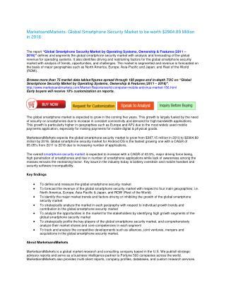 Smart phone security market .pdf