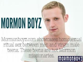 Gay Mormon Man & Gay Missionary | Mormonboyz.com