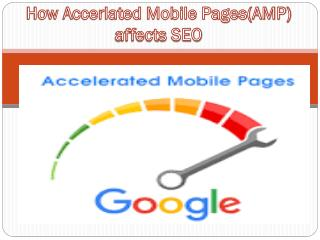 How APM affects the SEO?