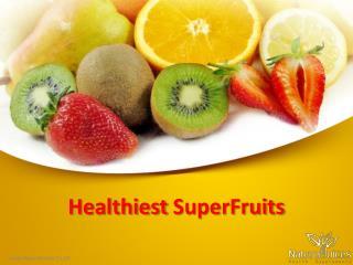 HealthiestSuperFruits