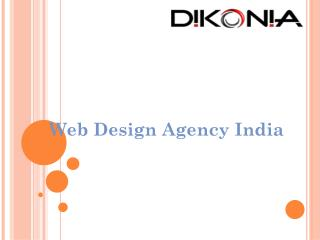 Web Design Agency India